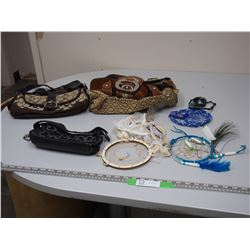 DREAM CATCHERS, PURSES