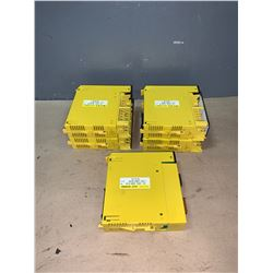 LOT OF FANUC MODULES (SEE PICS FOR PART NUMBERS)