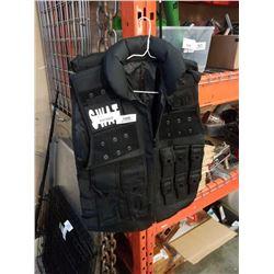 New decorative swat vest