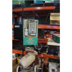 Propane catalytic heater