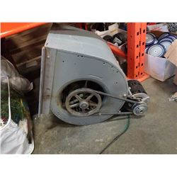 Industrial exhaust blower