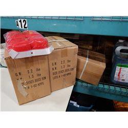 5 BOXES SCUBBING PADS