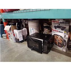 Lot of Store return lamp, humidifiers and more