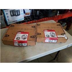 2 new rockwell electric brake kits