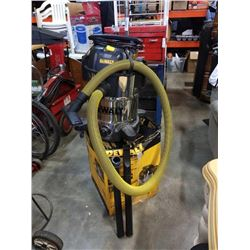 Dewalt stainless wet dry vac DXV 10 SA tested working