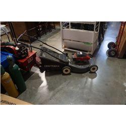 Craftsman 5.5HP gas lawn mower with catcher