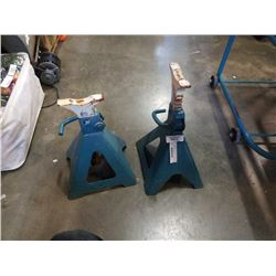 Pair of 5 ton jack stands