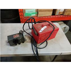 Hydrotech ballast with electric motor