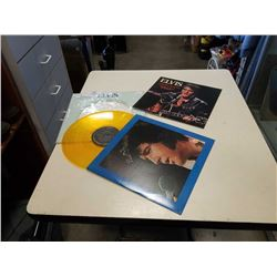 ELVIS VOLUME 2 GOLD VINYL AND BOOKLET