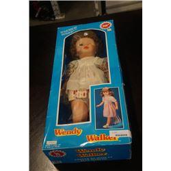 """Vintage wendy walker 28"""" doll"""