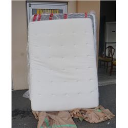 DOUBLE SIZE PILLOWTOP MATTRESS