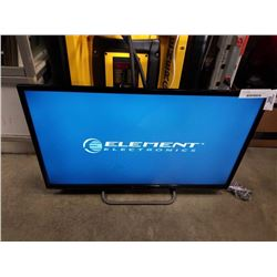 """Element electronics 32"""" HDTV with remote said to be smart"""
