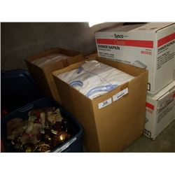 2 BOXES OF DU PAREIL BABY CLOTHES