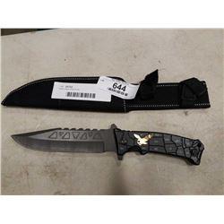 State eagle fixed knife