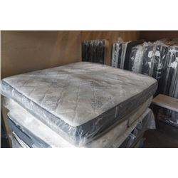 BEAUTYREST ELITE EVERLEY KINGSIZE MATTRESS STORE RETURN - QUILT ISSUE DEFECT PREVIEW RECOMMENDED