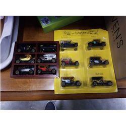 Lot of 12 classic diecast cars