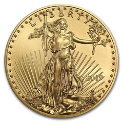 2019 1/4 oz Gold American Eagle BU