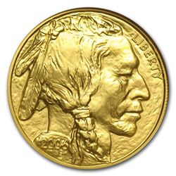 2006 1 oz Gold Buffalo BU