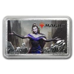 2019 Niue 1 oz Silver $2 Magic: The Gathering: Liliana