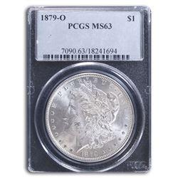 1879-O Morgan Dollar MS-63 PCGS