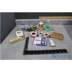 Vintage First Aid Items
