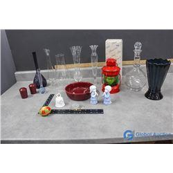 Misc Vases, Decor , etc
