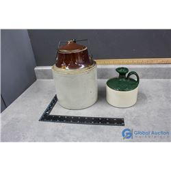 Jug and Crock Stoneware
