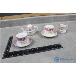 6-Piece Made in Germany Tea Set