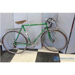 **Vintage Peugeot Bike