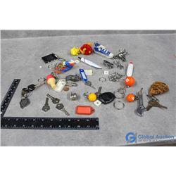 Misc Items - Key Chains, Keys, etc