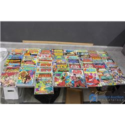 (50) Marvel Hero Comics