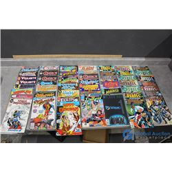 (50) DC Hero Comics
