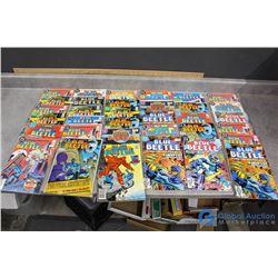 (30) Blue Beetle Comics