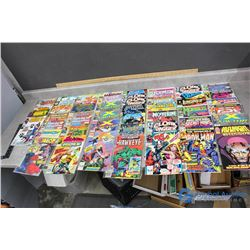 (50) Marvel Heros Comics