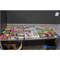 (50) Variety of Comics