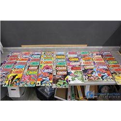(50) Conan Comics