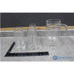 Pitcher & Glass Set