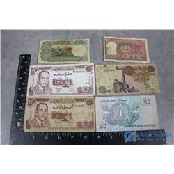 Misc Foreign Currency