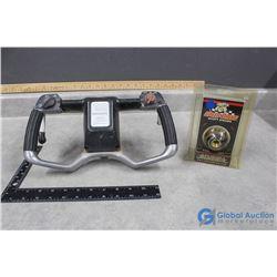 Honda Steering Wheel & Shift Knob in Package
