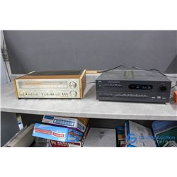 Toshiba & Nad Stereo & Sound System Receivers