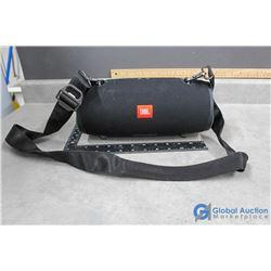 UBL Xtreme2 Bluetooth Portable Speaker w/Shoulder Strap - No Cords - Black