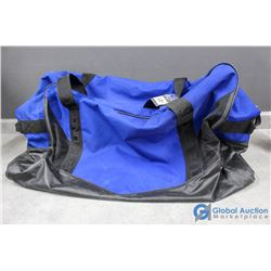 Under Armour Blue&Black Large Duffle Bag