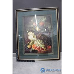 **Framed Wall Picture