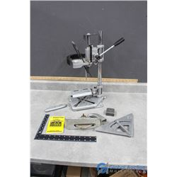 Drill Press w/Saw Attachments