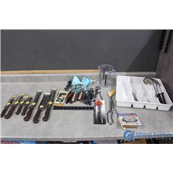Cutlery, Utensils & Organizer