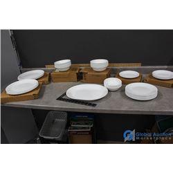 Corelle Dish Set w/Boxes