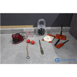 Office Items & Coin Banks