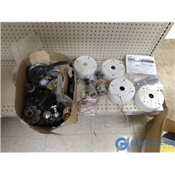 Assorted Hardware & Cable Items