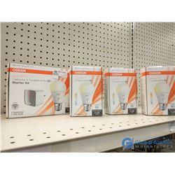 Osram Lightify Smart LED Controller & Smart LED Bulbs