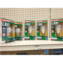 (5) NOS LED Bulbs